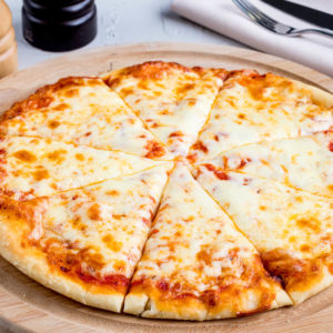 Cheese & Tomato Sauce 5 Topping Pizza