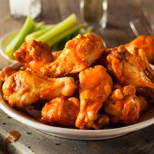 Hot Wings 7 pcs